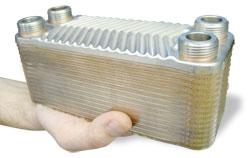 Теплообменник косвенного типа Пластинчатый теплообменник для многоквартирного дома Анвитэк A2S Рубцовск